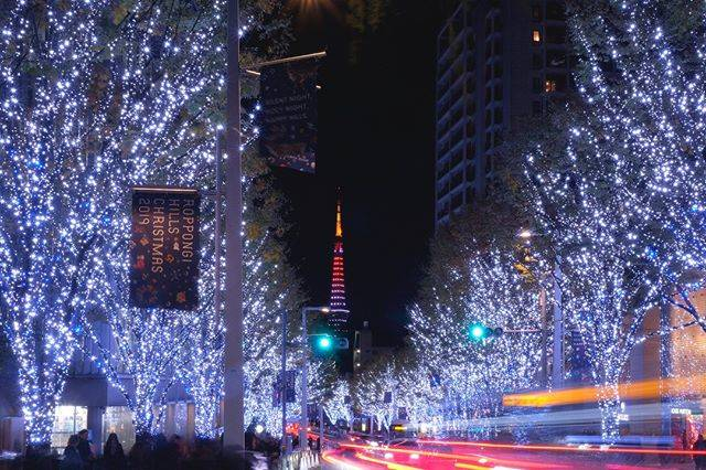 """日本の絶景風景写真 PASHADELIC on Instagram: """"#PASHADELIC Monthly Photo Contest is currently open and accepting submissions. This months theme is #illuminations #christmaslights We look…"""" (763543)"""