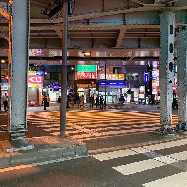 "@bmews on Instagram: ""On Chuo-dori, under Kanda station. . . . . . . #station #kandastation #bridge #steel #chuodori #kanda #tokyo #japan #神田 #神田駅 #駅 #中央通り #東京…"" (764244)"