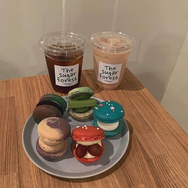 "MERY SPOT on Instagram: "". 2019年5月、高円寺にオープンしたばかりのカフェ『The Sugar…"" (764803)"