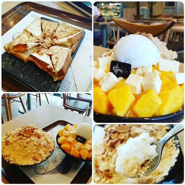 """Y*grace  Yuka on Instagram: """"大学時代からのお友達と原宿集合。ソルビン初体験。聞いてたとおり、かき氷というより粉雪〜!!軽くていくらでも食べられちゃう。美味でした。#ソルビン原宿 #きな粉餅ソルビン#マンゴーチーズソルビン #きな粉餅トースト"""" (765149)"""