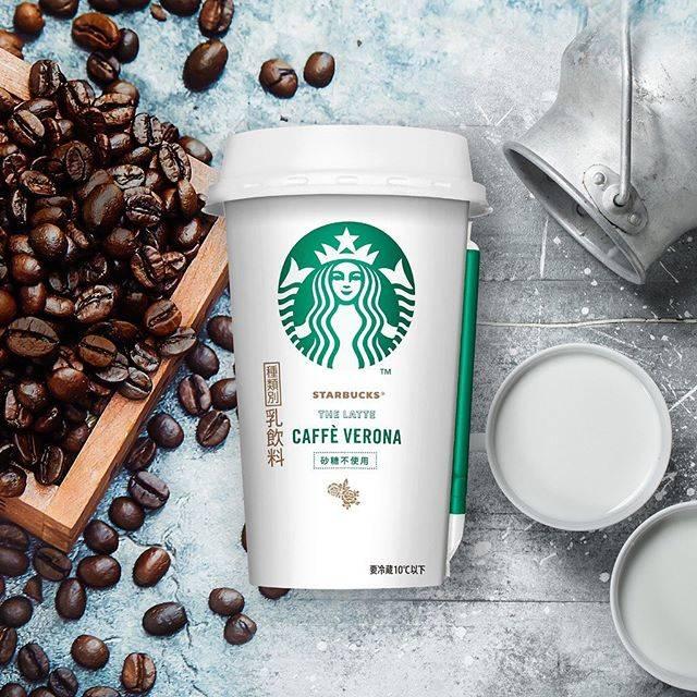 """スターバックス公式 on Instagram: """"☕️ 今日(12/17)からスターバックス® チルドカップ『ザ ラテ カフェ ベロナ』が全国のセブン-イレブンで新登場☕  こだわりのコーヒー豆「カフェ ベロナ®」を使用した、コーヒーの味わいを贅沢に楽しめるカフェラテです🥰  #スターバックスチルドカップ…"""" (765681)"""