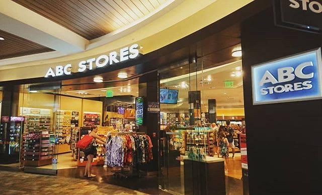 """ehiku kenta on Instagram: """". ハワイ旅 2日目 2 . 早朝アラモアナセンターに行ってもここはオープンしていました😆 ここのABCはアラモアナセンターに行くと大体寄ってる気がします😊 .…"""" (765864)"""