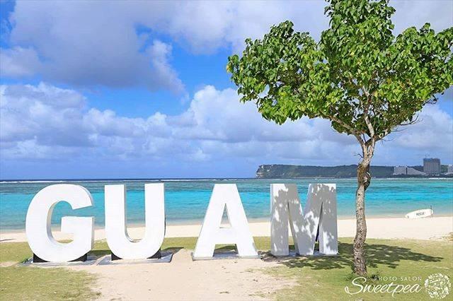 """フォトグラファー Miki❤大阪北摂Sweetpea on Instagram: """"今回のグアム旅でぜひ訪れたかったスポットの1つ、イパオビーチパーク🌊🌴 . . シュノーケルスポットとしても有名なイパオビーチパークですが、目的はそれじゃなくって。 . ビーチに着くと真っ先に目に飛び込んでくるのは、真っ白な「GUAM」の文字! . .…"""" (766006)"""