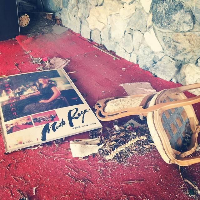 """@rio.de.ja on Instagram: """"一夜の夢ものがたり#函館 #廃墟 #恵山モンテローザ #昭和感溢れる#アドレナリンも溢れる"""" (766783)"""