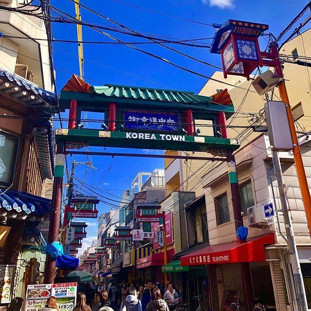 "Seira. on Instagram: "".#鶴橋 #コリアンタウン #生野コリアンタウン #koreantown #osaka"" (767269)"
