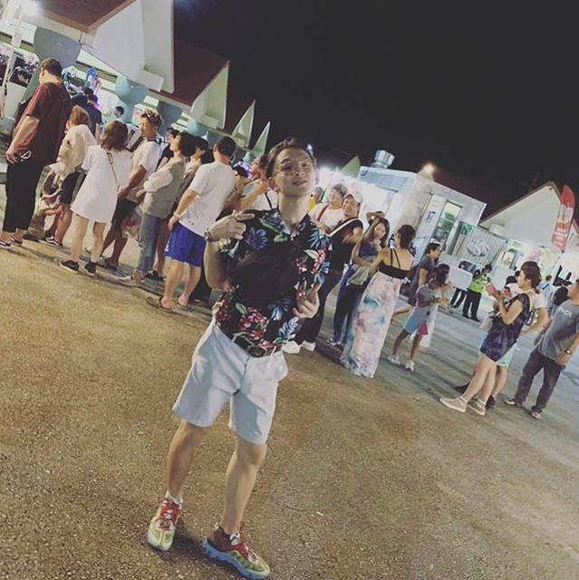 """ソウタ on Instagram: """"#初日 #水曜の夜 #といったら#チャモロビレッジナイトマーケット #チャモロビレッジ #chamorrovillage #グアム #GUAM #グアム島 #観光"""" (767833)"""