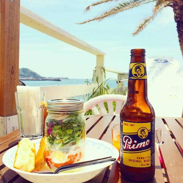 "aloha kakahiaka♡ on Instagram: "". Have a good saturday :) #beach #house #beachhouse #surfers #japan #sea #ocean #primo #primobeer #hawaii #aloha #mahalo #masonjar…"" (768888)"