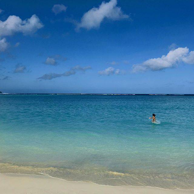 "Masahiro on Instagram: ""Guam 🇬🇺・#guam #guamtrip #guamlife #グアム #グアム旅行 #旅行 #海 #景色綺麗"" (770229)"
