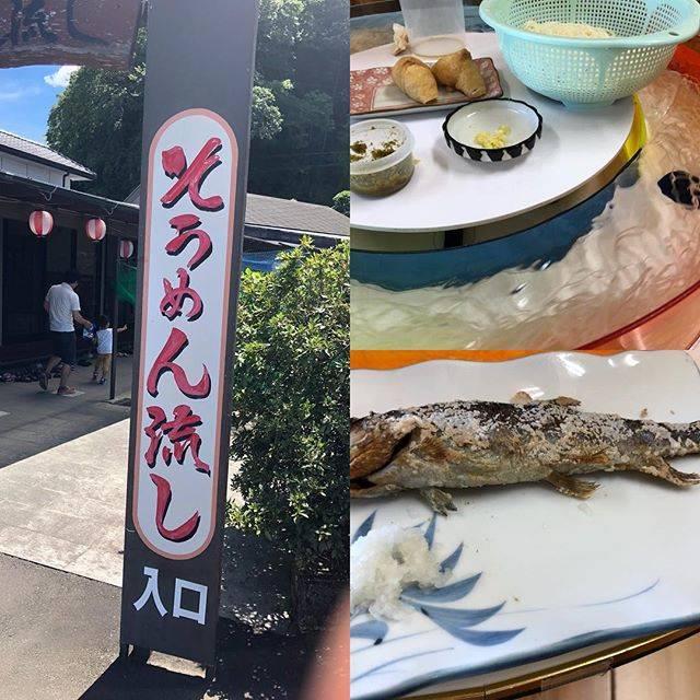 "TeruyaNakashima on Instagram: ""#宇土出口そうめん流し #島原#涼を求めて"" (770774)"