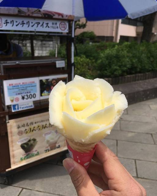 "naji on Instagram: ""#長崎県#チリンチリンアイス"" (771214)"