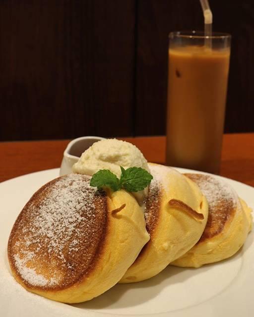 "@miicco7a on Instagram: ""#しあわせのパンケーキ#幸せのパンケーキ #kyoto_cafe#otonatabi_japan#art_of_japan_#japan_of_insta#beautiful_kansai…"" (772241)"
