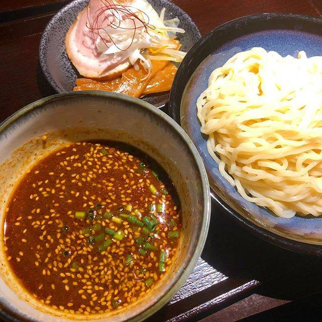 yu-ta/MizoguchiはInstagramを利用しています:「#上乃裏y食の会 #つけ麺#粋と野暮#コレめっちゃ美味い👏#並木坂のドルビル左奥ね👈」 (772591)