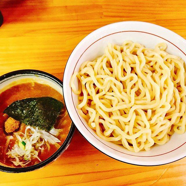 Yasunari KawazuはInstagramを利用しています:「つけ麺ボンズ🍜スープが濃厚でよく麺にからみます#つけ麺ボンズ#つけ麺#魚介豚骨#濃厚#太麺#熊本グルメ#麺活#麺増量#」 (772594)
