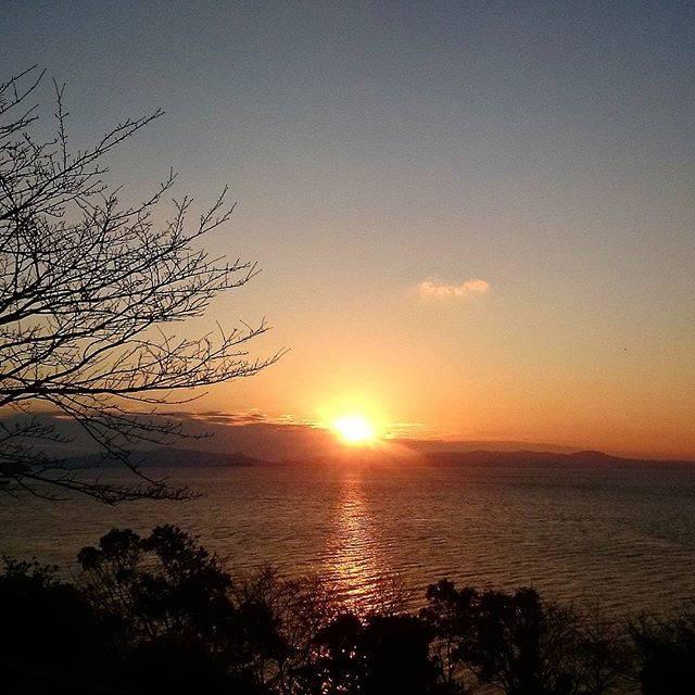 "@uyake4610 on Instagram: ""#水俣#大崎鼻公園#海岸道路公園#夕方#夕暮れ#夕日#黄昏"" (773137)"