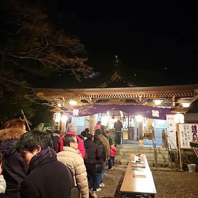 """東京都羽村市公式PR on Instagram: """"「#愛情はむら」をタグ付けしていただいた方の写真をご紹介します。@miechanlovelove さんの投稿です。#愛情はむら #初詣#阿蘇神社"""" (773258)"""