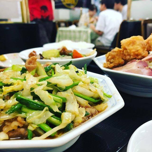 "@shiokaze4025 on Instagram: ""#王府#ニラ豚#C定食"" (773747)"