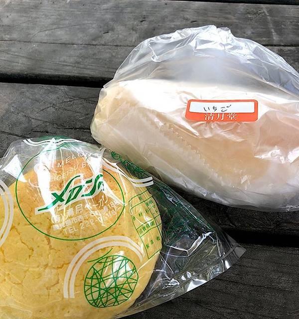 "SHUHEI on Instagram: ""懐かしい味がしました😌#清月堂#コッペパン#鹿児島パン屋"" (774029)"