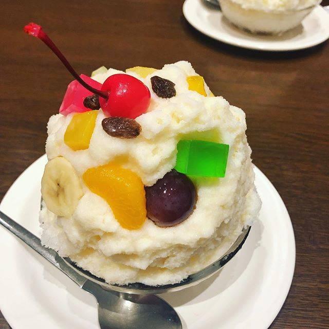 """@yuticlarinet on Instagram: """"#しろくまかき氷 #天文館むじゃき #鹿児島グルメ"""" (775435)"""