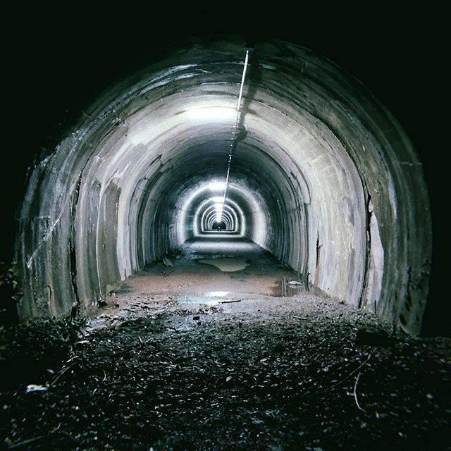 "Kaikaiy_y on Instagram: ""森の中だし着いてすぐにやばい場所って分かった。#吹上トンネル#旧吹上トンネル #心霊スポット#青海#トンネル#心霊スポットドライブ"" (775837)"