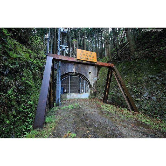 """悠 on Instagram: """"🌉 ㅤ 旧志戸坂隧道 西粟倉村(岡山県)側から撮影 ㅤ 最初、智頭町(鳥取県)側からアプローチするも車道がごっそり崩落しており断念。 Google Mapのストリートビューでは隧道直前までカメラカーが入ってるので、崩落したのはここ数年(去年の大雨か?)で崩れた模様。 ㅤ…"""" (776397)"""