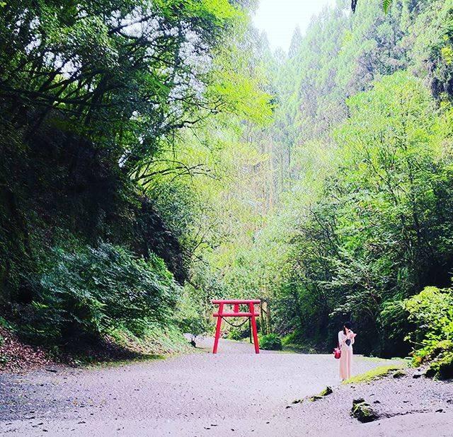"yuko☆ikeda on Instagram: ""神秘のパワースポット❗️#神秘のパワースポット  #鹿児島パワースポット #溝ノ口洞穴 #鹿児島"" (776445)"