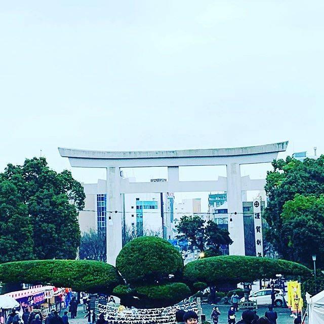 """Junko on Instagram: """"#照国神社 #初詣"""" (776454)"""