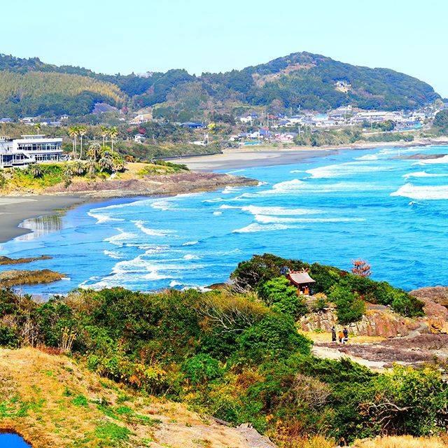 """《本物》Ryustagram on Instagram: """"#宮崎 #日向 #金ヶ浜 #海 #空 #カメラ #nikon #d5600 #カメラ好きな人と繋がりたい #miyazaki #hyuga #camera #sea #sky #vacances #f4f #l4l #influencer"""" (776939)"""