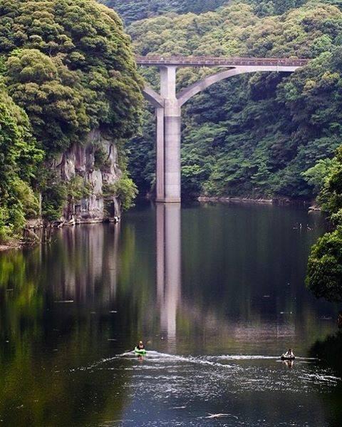 "Yasushi Nagasaki on Instagram: ""南薩縦貫道沿にある川辺ダム。湖面を見たらカヌー🛶が2隻いました。気持ち良さそう。#川辺ダム #川辺ダム湖 #カヌー #川辺町 #南九州市 #南九州市川辺町 #鹿児島 #鹿児島県"" (777062)"