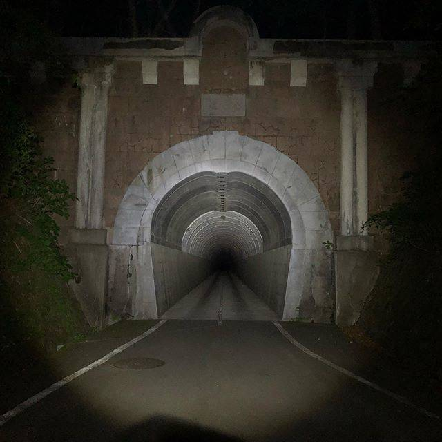 "@osamu.ch on Instagram: ""#旧笹子トンネル #心霊スポット #山梨県"" (778299)"