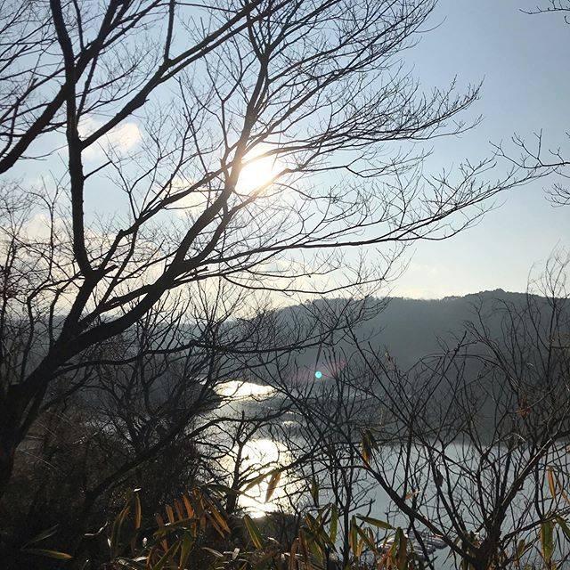 """たからじま on Instagram: """"毎朝の通勤途中のお気に入りの絵です。 今朝も心地よくなりましたー。#通勤途中 #通勤途中のお気に入り #ダム #一庫ダム #ちょっと一息 #今日は間に合った #北摂 #能勢 #川西市 #宝島"""" (778847)"""