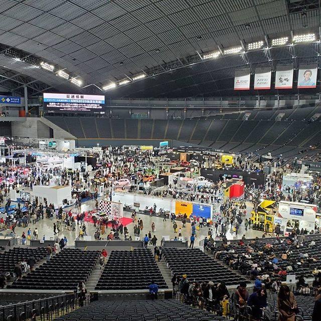 """たなか やすのり on Instagram: """"SMS2020見てきた。#sapporomotorshow2020#札幌ドーム"""" (779968)"""