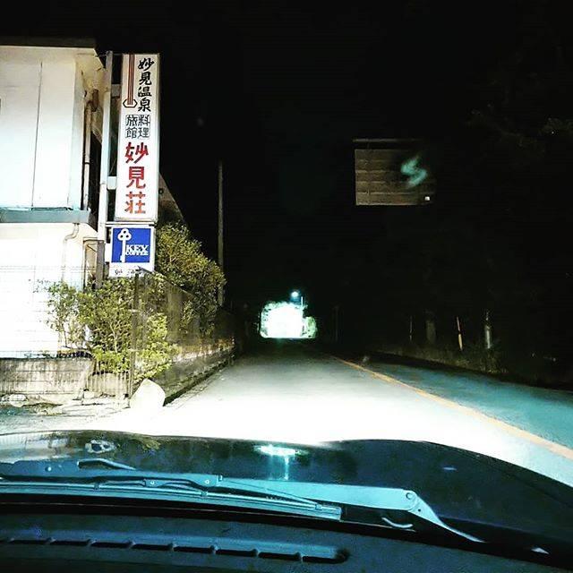 """大好き ドンキ on Instagram: """"右上看板のトコの白い「S」っぽい何か(´・ω・`)σ#関西最恐スポット#野間トンネル #妙見山"""" (781764)"""