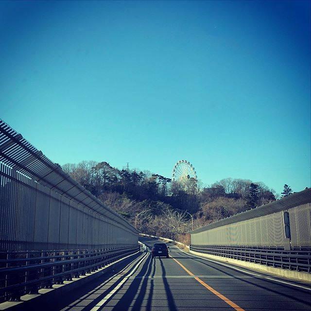 "fukuko akasaka on Instagram: ""#八木山橋 快晴の杜の都。"" (782891)"