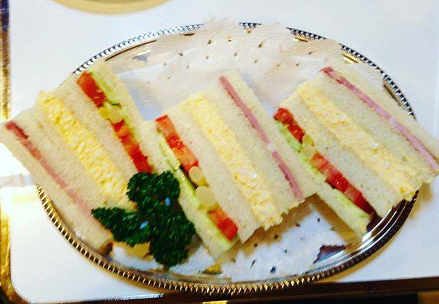 """フモッティ on Instagram: """"イノダコーヒー清水支店にて、清水サンド☕️何の変哲も無さそうに見えるかもしれませんが、美味しいです。😋#イノダコーヒー #イノダコーヒー清水支店 #清水サンド#サンドイッチ#カフェで朝食#青龍苑"""" (789662)"""