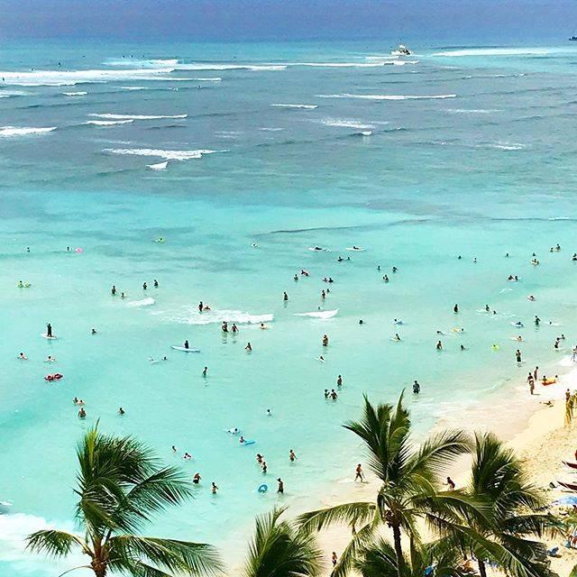 "Miwa♡ on Instagram: ""・ ・ 頭の中🌴 Hawaiitrip♡ ・ 今日はこちらもほんとに寒くて 雨かと思ったら一瞬雪が舞ってた❄ ・ ・ #モアナサーフライダー #moanasurfriderhotel #家族旅行 #ハワイ #hawaii #ワイキキ #waikiki #waikikibeach…"" (791316)"