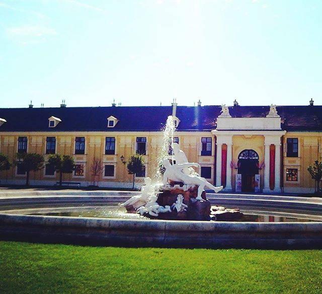 "etsuko_furu on Instagram: ""Palace and Gardens of Schönbrunn ・ ハプスブルク家夏の離宮シェーンブルン宮殿 ・ 国立西洋美術館""ハプスブルク展""へ行って来ました。 洋の東西を問わず栄枯盛衰は世の常…などと思いつつハプスブルク家の歴史鑑賞して来ました ・…"" (791460)"