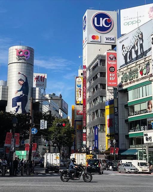 "Jessica Iragne on Instagram: ""☀️🏍 ⠀ .⠀ ✂︎ーーーーーーーーーーーーーーーーーーーーー#渋谷 #shibuya #traveltojapan #streetoftones #best_photo_japan #explorejapan #ilovejapan #japantravel…"" (791525)"