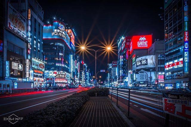 "Travel Photographer on Instagram: ""「新宿、東京 🎌✨🎌」 #新宿#しんじゅく #とうきょう #東京ドイツ村 #日本旅行#shinjuku#tokyonightstyle#nightphotoearth #urbanlandscape#urbanphoto#urbanarea#"" (791526)"