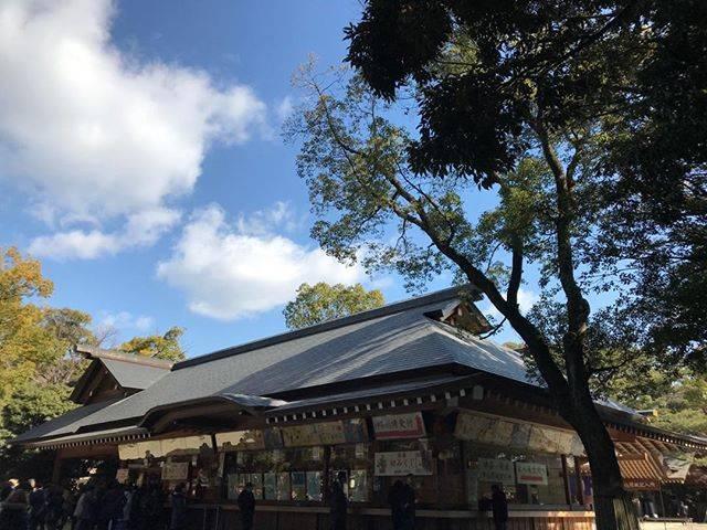 """久世直紀 on Instagram: """"#第3回#祈願祭#名古屋熱田神宮#"""" (794210)"""