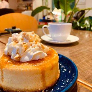 """Sasebo E Channel on Instagram: """"We went to """"Sasebo Note"""" , a newly opened cafe off the arcade. Look at this photogenic pancake! Nuts and whipped cream go well with the…"""" (805732)"""