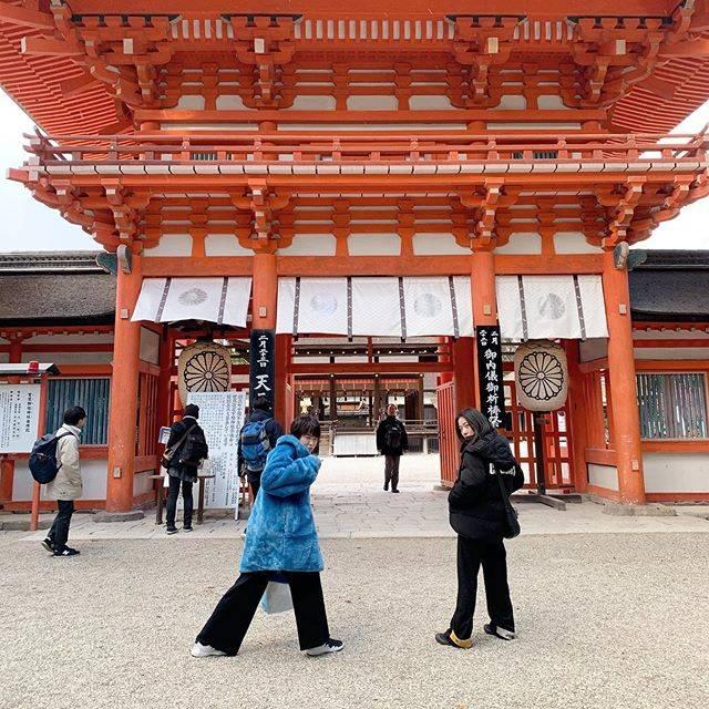 """𝑜𝑜7 on Instagram: """"◍包含走過路過看看的神社、寺廟大概有破20間神社最喜歡這間( ‾᷄꒫‾᷅ )寺廟的話是広隆寺〰️#下鴨神社 #京都"""" (805942)"""