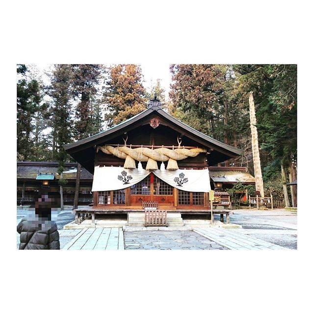 "Misaki Hara on Instagram: ""今年の初詣は上社と下社両方へ🎍神社って好きだな〜.#2020#初詣#お参り#諏訪大社上社#諏訪大社下社#⛩#🇯🇵"" (810458)"