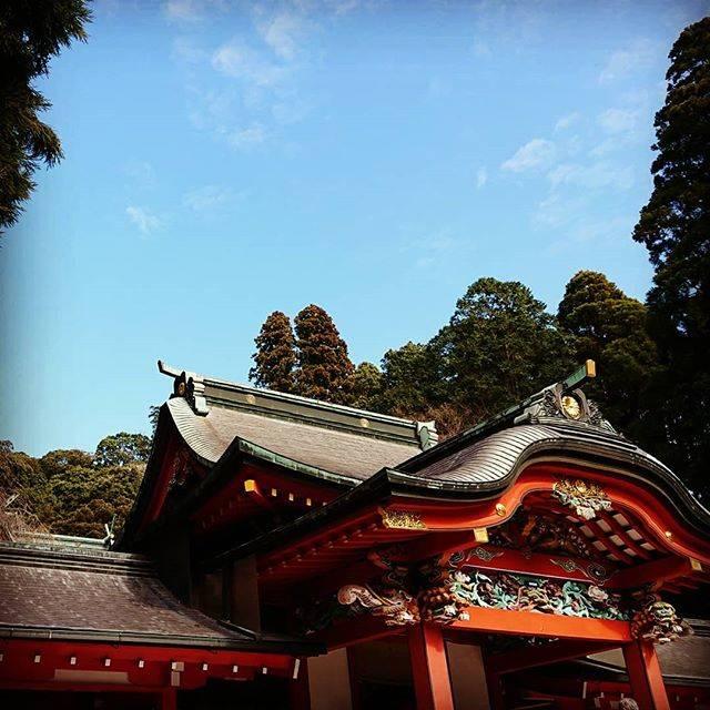"Ayumi Araki on Instagram: ""宮崎には度々行ってても、鹿児島ははじめて霧島神宮でお参りしてきました!そして今日は砂風呂初体験してきます✨#鹿児島 #霧島神宮 #タイミング良く晴れ間"" (810931)"