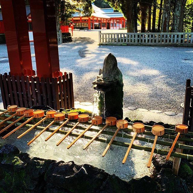 "Coga on Instagram: ""手水所で清めます。#霧島神宮"" (810938)"