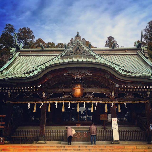 "T.K on Instagram: ""#筑波山神社"" (812022)"