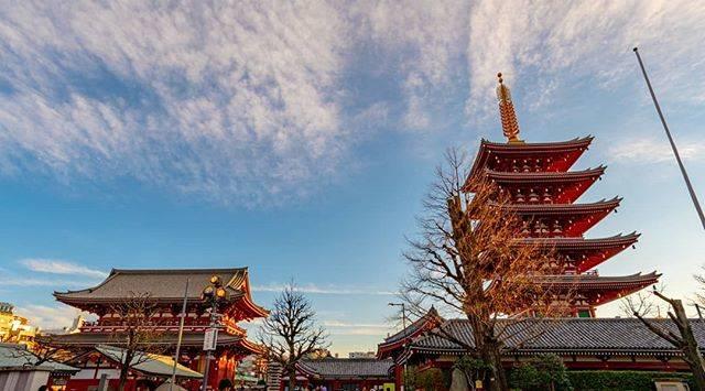 """shinichi miyashita on Instagram: """"#東京観光 #東京 #nikon #旅行写真 #街並み #浅草 #浅草寺 #asakusa #sensoji #ストリートスナップ #japan #tokyo #travel #空 #雲 #sunset #写真好きな人と繋がりたい  #カメラ好きな人と繋がりたい…"""" (812868)"""