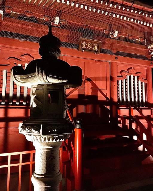 "Justin   Tokyo   Japan on Instagram: ""Nighttime at Senso-ji in Asakusa, Tokyo!☺️🌙✨⛩ . . . . . . . . #sensojitemple #sensoji #sensojishrine #asakusa #asakusatemple #shintoshrine…"" (812926)"