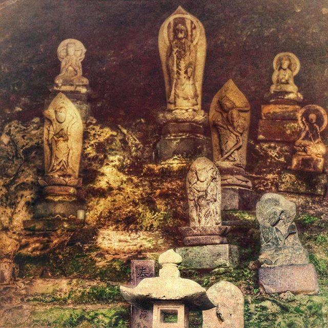 "Makoto on Instagram: ""The stone Buddha statues. ∨ ∨ ∧しとどの窟 ∨ #mountainstroll #stonebuddhistimage #buddhistimage #stonestatue #holyplace #sacredplace…"" (814126)"