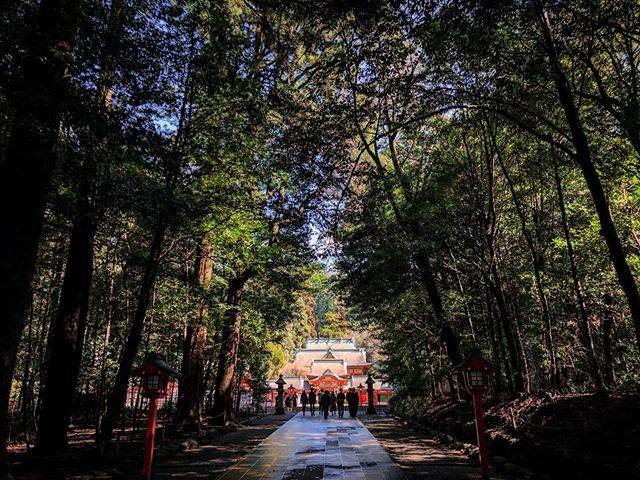 "sho on Instagram: ""⛩#霧島神宮#霧島市#鹿児島"" (814307)"