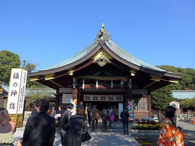 "mi on Instagram: ""真清田神社 尾張国一宮#神社  #神社が好き #shrine #真清田神社 #尾張国一之宮"" (822377)"
